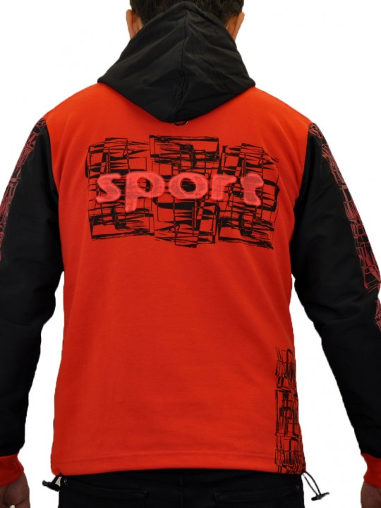 SOLBIATO_SPORT_FW18_TOPS_CABLE_RED_BACK
