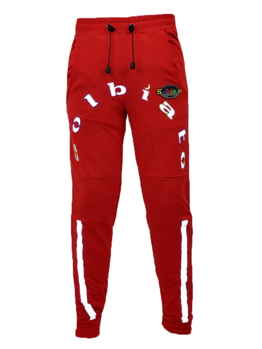 SOLBIATO_MOONZ_SS19_BOTTOM_JOGGER_CHOCK-MOONZ_RED_FRONT