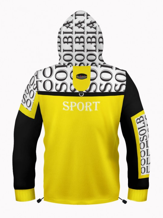 Solbiato_Sport_FW19__Yellow_Bolton_Top_SWT_Back